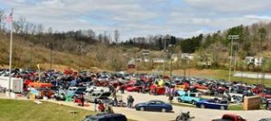Sissonville Lions Car Show 2014